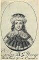 King Charles II, probably by William Faithorne - NPG D22820