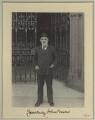 John Elliott Burns, by Sir (John) Benjamin Stone - NPG x7949