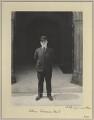 John Elliott Burns, by Sir (John) Benjamin Stone - NPG x8923