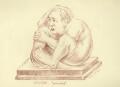 Jacob Epstein, by Mark Wayner (Weiner) - NPG D23345