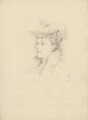 Princess Beatrice of Battenberg, after (Marion Margaret) Violet Manners (née Lindsay), Duchess of Rutland - NPG D23352