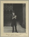 Joe Chamberlain, by Sir (John) Benjamin Stone - NPG x9247