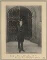 Henry Chaplin, 1st Viscount Chaplin, by Benjamin Stone - NPG x9250