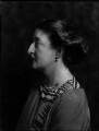 Lady Nina Geraldine Knowles (née Ogilvie-Grant), by Bassano Ltd - NPG x150947