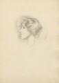 Mrs Patrick Campbell, after (Marion Margaret) Violet Manners (née Lindsay), Duchess of Rutland - NPG D23394