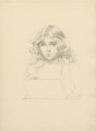 Victoria Marjorie Harriet Paget (née Manners), Marchioness of Anglesey, after (Marion Margaret) Violet Manners (née Lindsay), Duchess of Rutland - NPG D23391