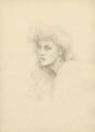 (Marion Margaret) Violet Manners (née Lindsay), Duchess of Rutland, after (Marion Margaret) Violet Manners (née Lindsay), Duchess of Rutland - NPG D23362