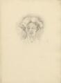 Ignace Jean Paderewski, after (Marion Margaret) Violet Manners (née Lindsay), Duchess of Rutland - NPG D23363