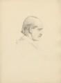 Sir Alfred Comyn Lyall, after (Marion Margaret) Violet Manners (née Lindsay), Duchess of Rutland - NPG D23364