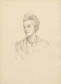 Harriet Sarah (née Loyd), Lady Wantage, after (Marion Margaret) Violet Manners (née Lindsay), Duchess of Rutland - NPG D23374