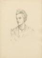 Harriet Sarah (née Loyd), Lady Wantage, after (Marion Margaret) Violet Manners (née Lindsay), Duchess of Rutland - NPG D23374
