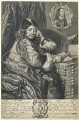 Thomas Killigrew, by William Faithorne, after  William Sheppard - NPG D22827