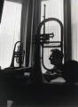 Humphrey Lyttelton, by Walter Hanlon - NPG x128649