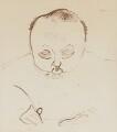 Edward Knoblock, by Sir William Newzam Prior Nicholson - NPG 6470
