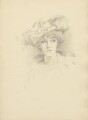 Maud (née Holt), Lady Beerbohm Tree, after (Marion Margaret) Violet Manners (née Lindsay), Duchess of Rutland - NPG D23388