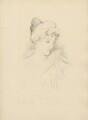 Norah Mary Madeleine Lindsay (née Bourke), after (Marion Margaret) Violet Manners (née Lindsay), Duchess of Rutland - NPG D23392