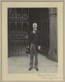 John Alexander Dewar, 1st Baron Forteviot, by Sir (John) Benjamin Stone - NPG x15764