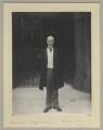 Edmond George Petty-Fitzmaurice, 1st Baron Fitzmaurice (Lord Edmond Fitzmaurice), by Sir (John) Benjamin Stone - NPG x15825