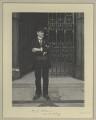 Michael Joseph Flavin, by Sir (John) Benjamin Stone - NPG x15828