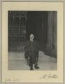 Sir Michael Foster, by Sir (John) Benjamin Stone - NPG x15834