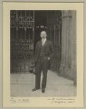Philip Staveley Foster, by Sir (John) Benjamin Stone - NPG x15835