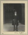 William Henry Foster, by Sir (John) Benjamin Stone - NPG x15838