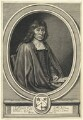 Thomas Mace, by William Faithorne, after  Henry Cook (Cooke) - NPG D22851