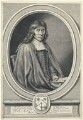 Thomas Mace, by William Faithorne, after  Henry Cook (Cooke) - NPG D22852