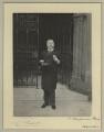 Christopher Furness, 1st Baron Furness, by Sir (John) Benjamin Stone - NPG x16053