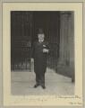 Christopher Furness, 1st Baron Furness, by Sir (John) Benjamin Stone - NPG x16054