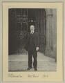 Herbert John Gladstone, 1st Viscount Gladstone, by Sir (John) Benjamin Stone - NPG x16036