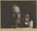 Frederic William Henry Myers; Harold Hawthorn Myers, by Eveleen Myers (née Tennant) - NPG Ax68391