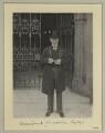 Corrie Grant, by Sir (John) Benjamin Stone - NPG x16050