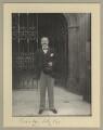 Henry John Brinsley Manners, 8th Duke of Rutland, by Sir (John) Benjamin Stone - NPG x128594