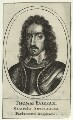 Thomas Fairfax, 3rd Lord Fairfax of Cameron, after Robert Walker - NPG D23420