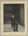 Sir William Vernon Harcourt, by Sir (John) Benjamin Stone - NPG x20352