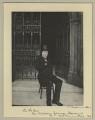 Sir William Vernon Harcourt, by Sir (John) Benjamin Stone - NPG x20356