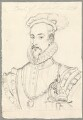 Robert Dudley, 1st Earl of Leicester, probably by William Derby - NPG D23068