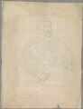Unknown man, probably by William Derby, after  Unknown artist - NPG D23071