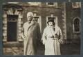 W.B. Yeats; Dorothy Violet Wellesley (née Ashton), Duchess of Wellington, by Lady Ottoline Morrell - NPG Ax143876