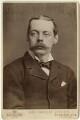 Lord Randolph Churchill, by Alexander Bassano - NPG x6115
