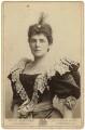 Jeanette ('Jennie') Churchill (née Jerome), Lady Randolph Churchill, by W. & D. Downey - NPG x3815