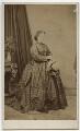 Sarah Halliday (née Taylor), by G. Bremner - NPG x128681