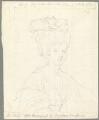 Elizabeth Stanley (née Hamilton), Countess of Derby, by William Derby, after  Angelica Kauffmann - NPG D23124