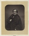 Gioacchino Rossini, by Nadar (Gaspard Félix Tournachon) - NPG Ax7286