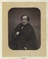 Gioacchino Rossini, by Nadar - NPG Ax7286