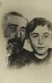 Joseph Conrad; John Conrad, by Unknown photographer - NPG x3714