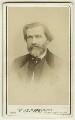 Giuseppe Verdi, by Charles Reutlinger - NPG x13261