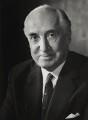 Sir John Maxwell Erskine, 1st Bt, by Godfrey Argent - NPG x16196