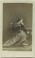 Called Mamie Dickens, by (George) Herbert Watkins - NPG x128686